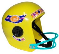 American Football Helm Geel