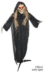 Deco Spook Skull 140cm+Licht