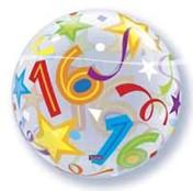 Bubble Ballon 16 Stars