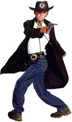 Cowboy Mantel met franjes
