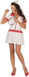 Dameskostuum Sexy Verpleegster