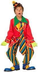 Kinderkostuum Clown Peppo