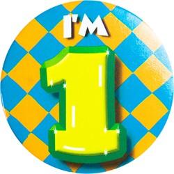 Button 1 jaar