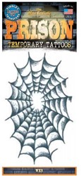 Tattoo Spinnenweb