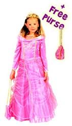 Prinsessen jurk Bella Rosa