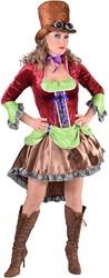 Damesjurk Steampunk Burlesque