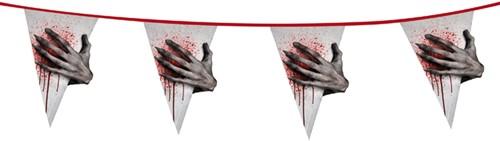 Vlaggenlijn Horror Night 6mtr