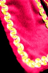 Dames Pietenpak Murcia Zwart/Pink