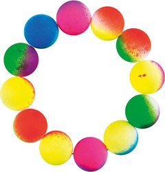 Armband Rainbow Bubbles
