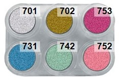Grimas Water Make-up Palet P6 Pearl (2,5ml)