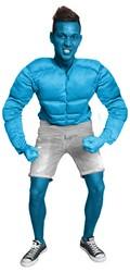 Spierbundel Blauw
