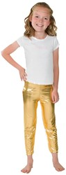 Legging 3 kwart Luxe KIDS Goud