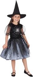 Heksenjurk Spider Witch voor meisjes