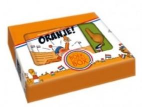 Boek Cadeau Box Oranje