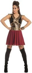 Dameskostuum Romeinse Gladiator