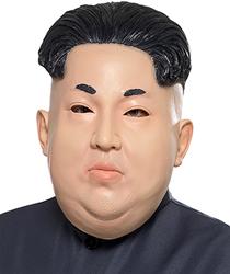 Masker Kim Jong-Un Latex