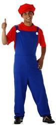 Super Mario Kostuum Volwassenen
