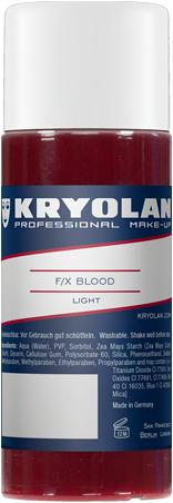 F/X Blood Light Kryolan 100ml