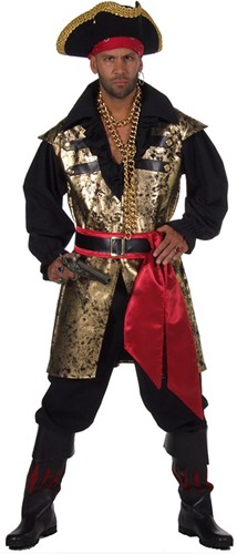 Piraat Johnnie Luxe