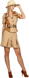Safari Kostuum voor dames