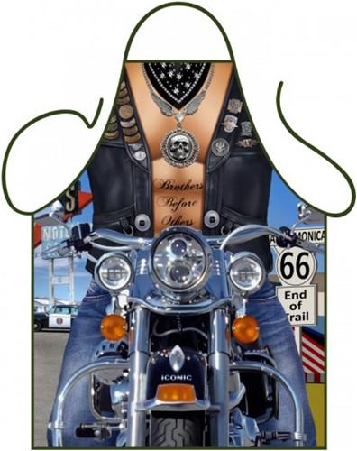 Schort Biker Man