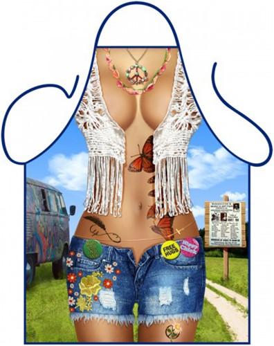 Schort Hippie Girl