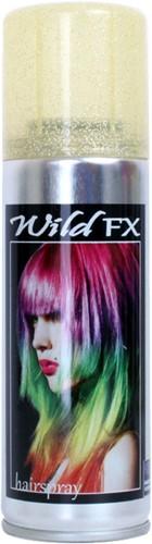 Haarspray Glitter Goud 125ml