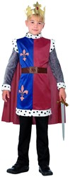 Kostuum Koning Arthur voor kinderen