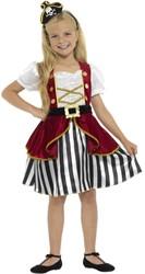 Piratenjurkje Luxe voor meisjes