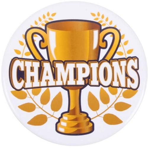 Button Champions - Kampioen 4st.