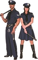 Herenkostuum Politie Agent