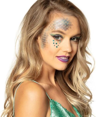 Make-up Setje Zeemeermin