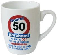 Mok Hoera Abraham!
