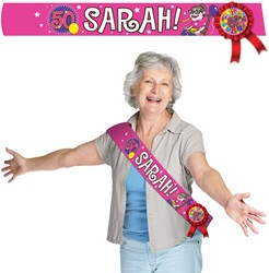Sjerp Sarah met Rozet