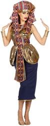 Dameskostuum Egyptische Koningin Cleopatra