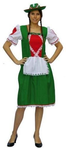Tiroler Vrouw