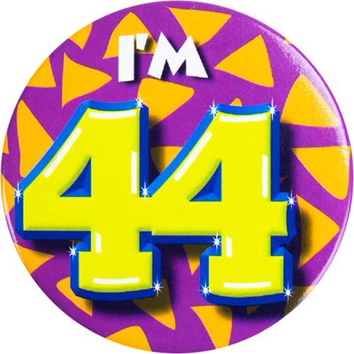 Button 44 jaar