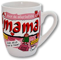 Mok Allerliefste Mama