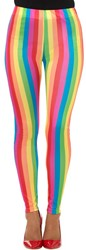 Rainbow Legging voor dames