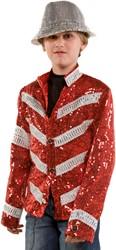 Jasje Michael Jackson Rood