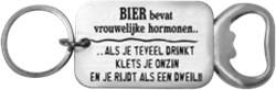 Flesopener Bier Bevat Vrouwelijke Hormonen