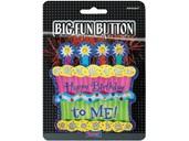 Big Fun Button Birthday