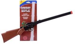 Cowboygeweer 8 schots Metaal/Plastic