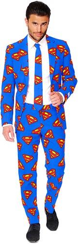 Herenkostuum OppoSuits Superman