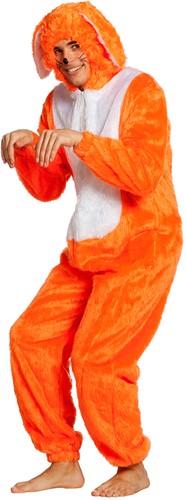 Kostuum Paashaas Oranje