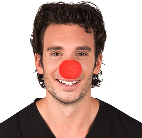 Clownsneus Schuim 12st