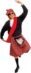 Schotse Kilt Heer