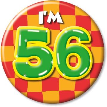 Button 56 jaar