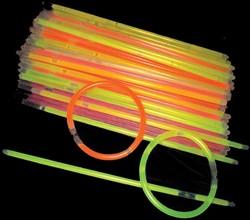 Glow Armbandjes 100st. Groen
