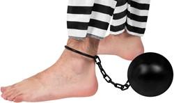 Bol + Ketting Gevangene